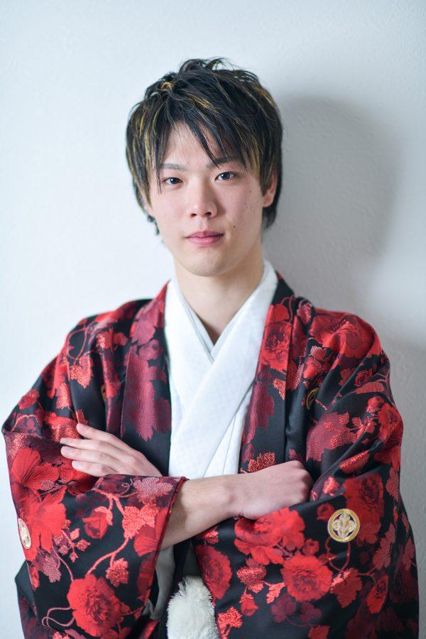 成人式 男性袴